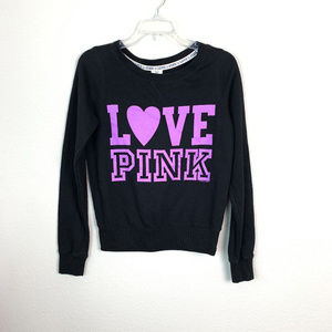 Victorias Secret Pink size XS crew neck sweatshirt